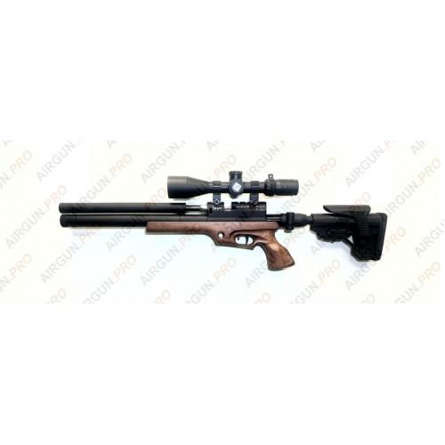 Пневматическая винтовка Егерь ( Jaeger РОК) 5.5 SP/SPR складной карабин AP 292 мм.