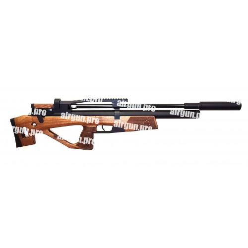 Пневматическая винтовка Егерь ( Jaeger РОК) 6.35 (.25cal)  SP Буллпап  Lothar Walther 550 мм. полигонал