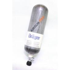Баллон Luxfer 6.8 литра (вентиль без манометра)