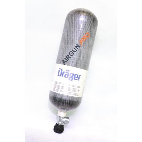 Баллон высокого давления Luxfer 6.8 литра (вентиль без манометра)