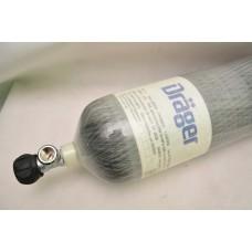 Баллон Luxfer 6.8 литра (вентиль с манометром)