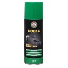 Средство для чистки Пена  Ballistol Robla Schwarzpulver Solvent 200мл