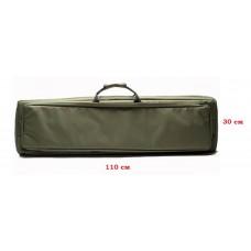 Чехол Vektor А-5-1 110см с рюкзачными лямками оливковый