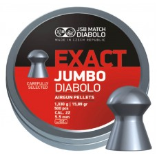 Пули JSB Diabolo JUMBO EXACT cal .22 (5.52мм) 1.03 гр. (500шт.)
