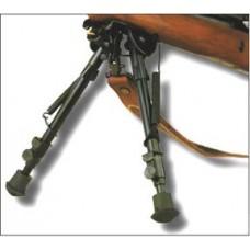Сошки Bipod Harris S-LM, 23-33 см, 6 позиций (вращающееся основание)