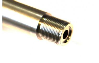 Нарезка резьбы на стволах и ремонт