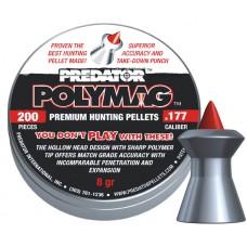 Пули JSB Predator Polymag cal .177 (4.50мм) 0.52 гр (200шт.)