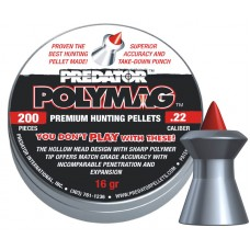 Пули JSB Predator Polymag cal .22 (5.5мм) 1.037 гр. (200шт.)