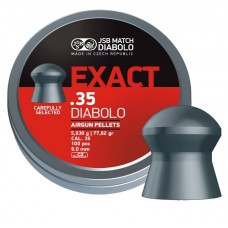 Пули JSB Diabolo Exact cal .35 (9мм) 5.2 гр. (100шт.)