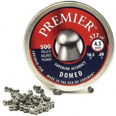 Пули Crosman Premier Domed 4,5 мм (500 шт)
