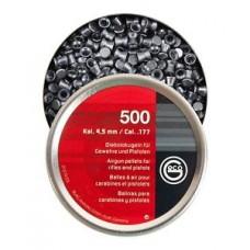GECO Diabolo  .177cal (4,50мм) 0.45г, (500шт.)