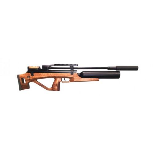 Пневматическая винтовка Егерь ( Jaeger РОК) 6.35 SP Буллпап колба LW 550 мм. полигонал