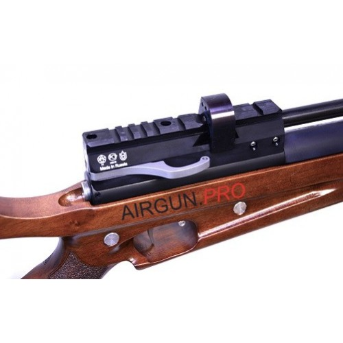 Пневматическая винтовка Егерь ( Jaeger РОК)  6.35  (.25cal) SP карабин LW 550 мм. полигонал